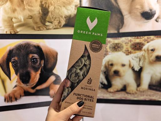 Les Pattes Vertes : Le fameux supplément alimentaire pour chien à base de Moringa