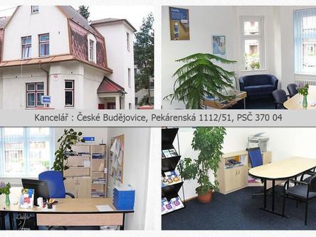 Otevřeli jsme novou pobočku v Českých Budějovicích