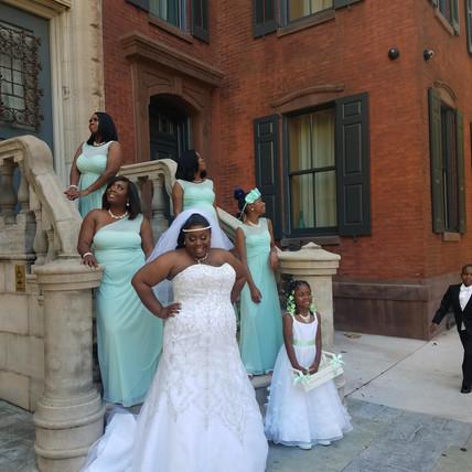 Cowlay Wedding