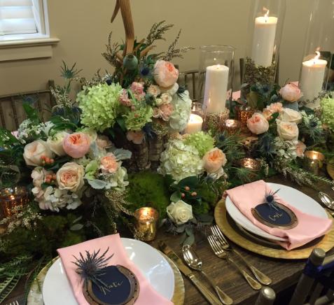 AOM Bridal Show 2015