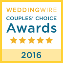 Wedding Wire Couple's Choice 2016