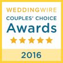 Wedding Wire Couple's Choice 2016