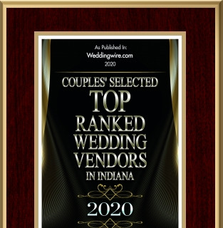 Wedding Wire Top Ranked Wedding Vendor 2020