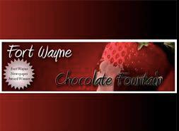 Fort Wayne Chocolate Fountain