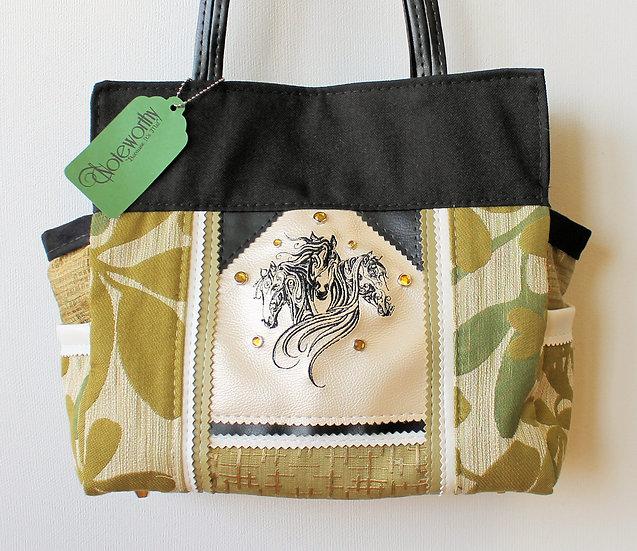 Horse Trio Handbag