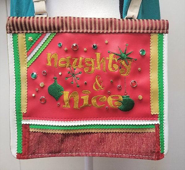 Naughty & Nice Holiday Messenger