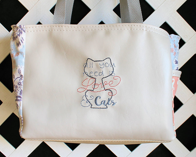 All You Need is Love & Cats Tote
