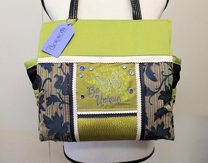 Be Unique Butterfly Handbag