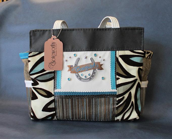 Cowgirl Horseshoe Handbag