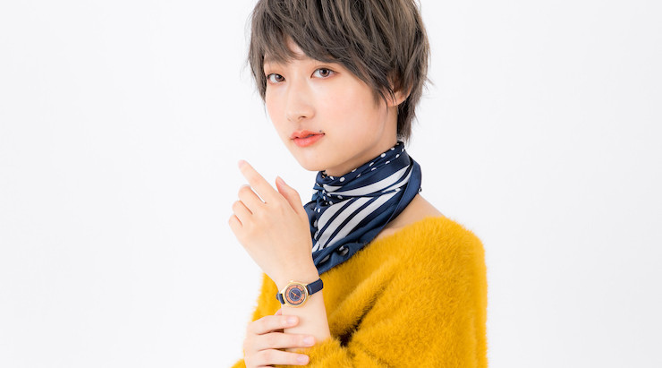 『刀剣乱舞-ONLINE-』限定腕時計