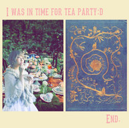 ★作成したワンピースを着て、引用した画像と組み合わせて1冊の本にし、物語風に。(続きはリンク先へ)