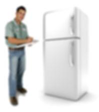 mantenção de geladeira