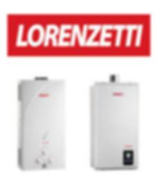 Autorizada Aquecedor Lorenzetti