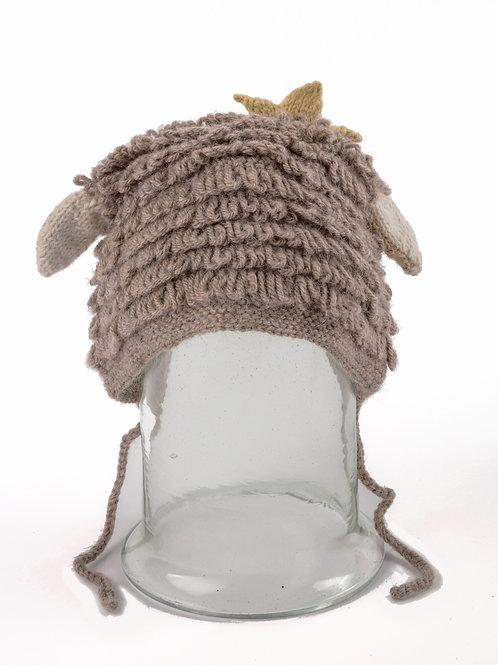 BABY ALPACA KNIT HAT