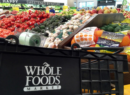 Amazon buys Whole Foods, and it has a lot to do with data.
