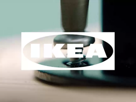 Ikea launches a new logo to keep up with the Digital Age