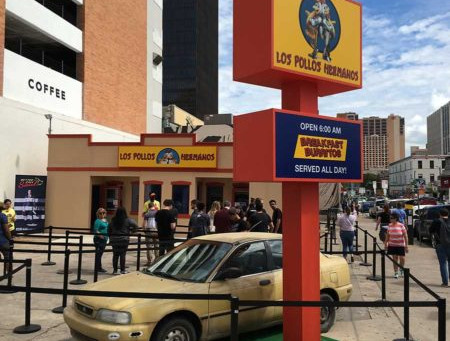Have a Look Inside AMC's Perfect Replica of Breaking Bad's Los Pollos Hermanos at SXSW