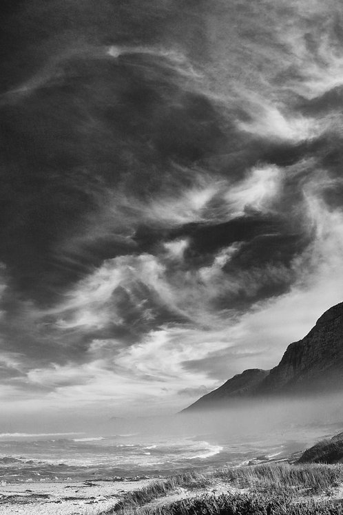 Misty Cliffs I