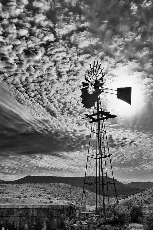Karoo Windmill I