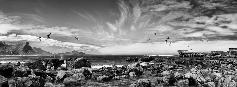 Witsand beach, Cape Town