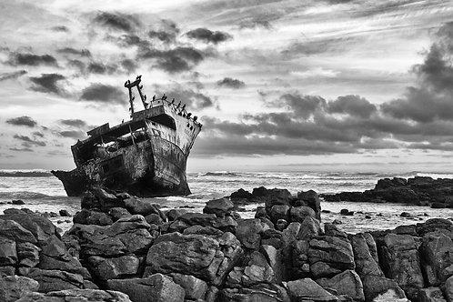 The Meisho Maru Shipwreck