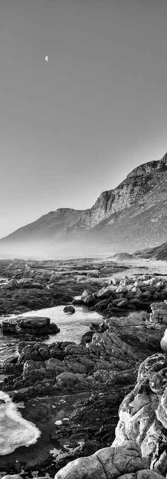 Misty Cliffs III