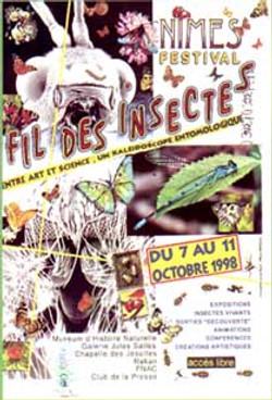 Fil des insectes