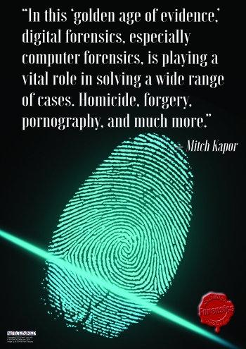 Digital (cyber) forensics awareness
