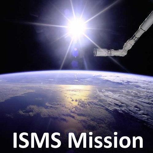 ISO27k ISMS Mission (half price!)
