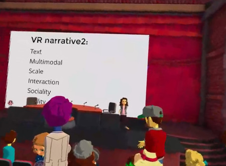 Physical Interactions in Virtual Space: A Workshop on VR in VR