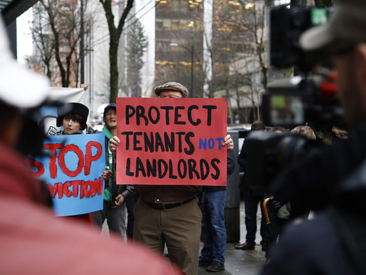 "Solidarity ""Building"": Tenant Organizing, Housing Justice & Economic Democracy Post-Pandemic"