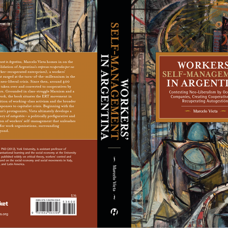 New Book. Workers' Self-Management in Argentina