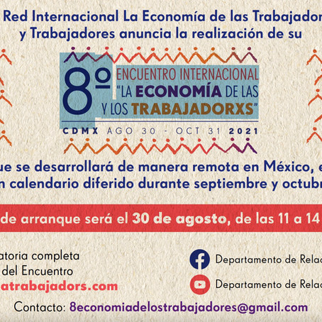 CFP. The Workers' Economy, International Gathering - VIIIth edition