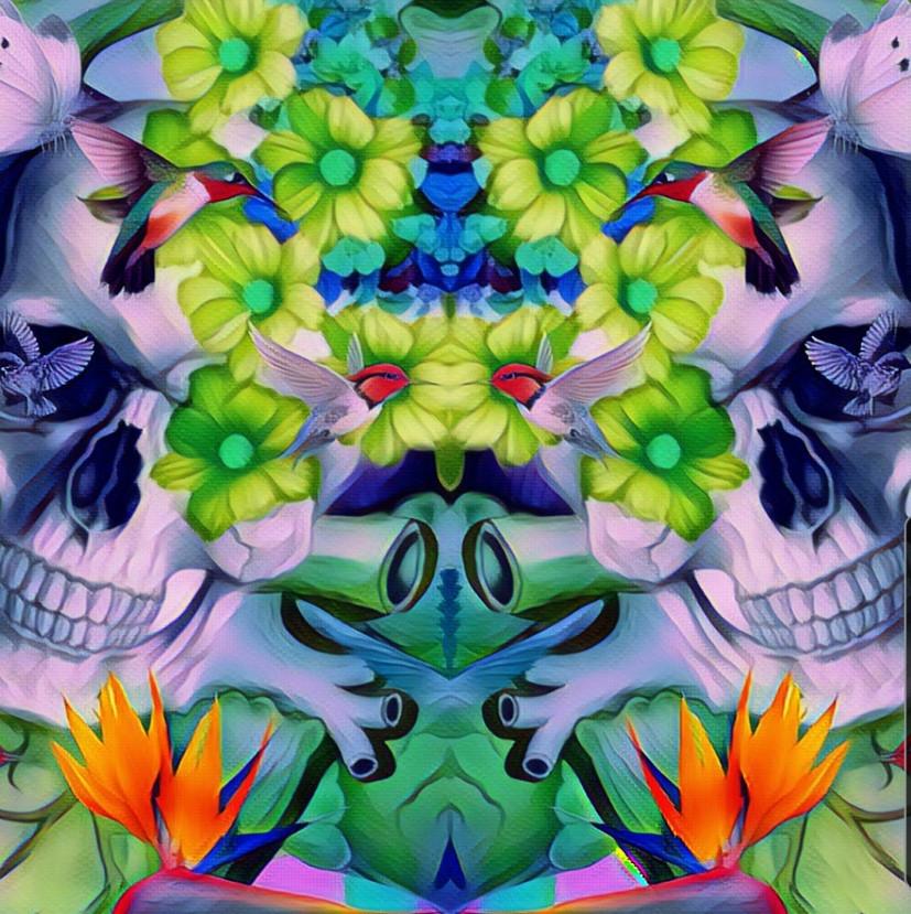 Twin Skulls