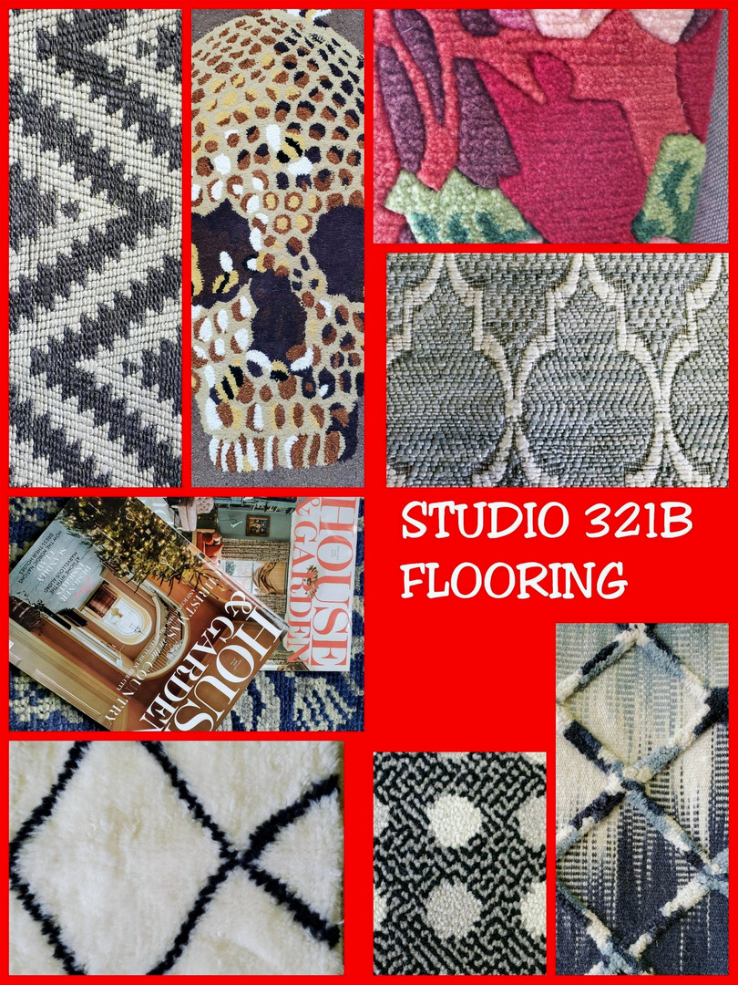 Custom Made Area Rugs