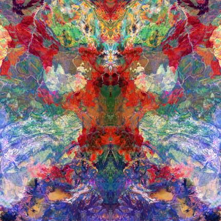 Psychodelic Kaleidoscope