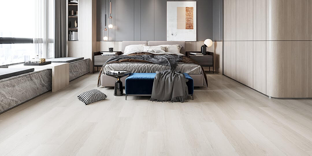 LVT Floors White