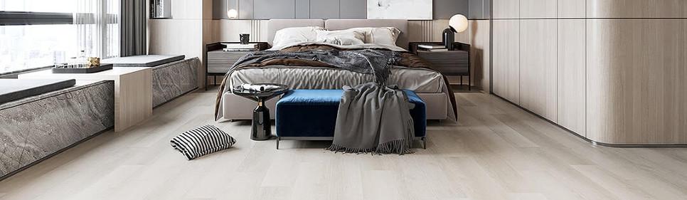 LVT Floors White