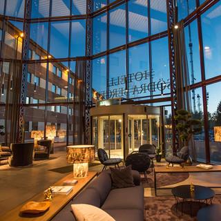 Hotell Södra Berget, Sundsvall.