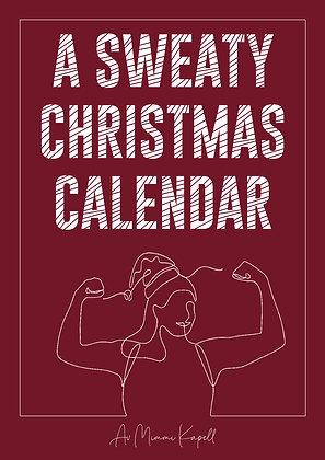 A SWEATY CHRISTMAS CALENDAR