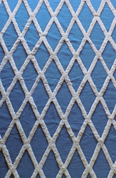 Embossed Lattice