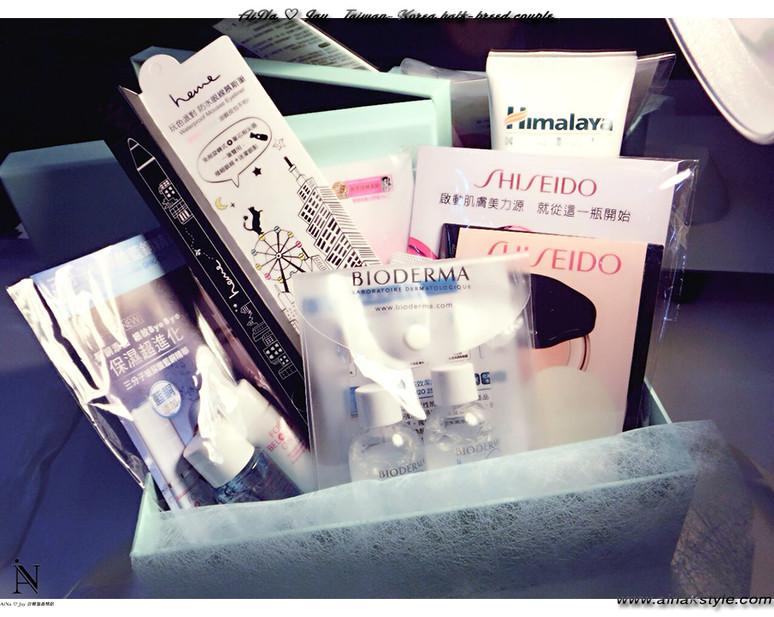 BEAUTY ♡ 第三次的驚喜『ButyBox  美妝體驗網』 2014/10 體驗盒 ε♡з