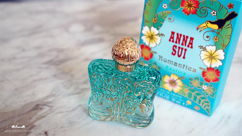 Perfume|浪漫異國情調香氛 ANNA SUI Romantica 綠野仙蹤