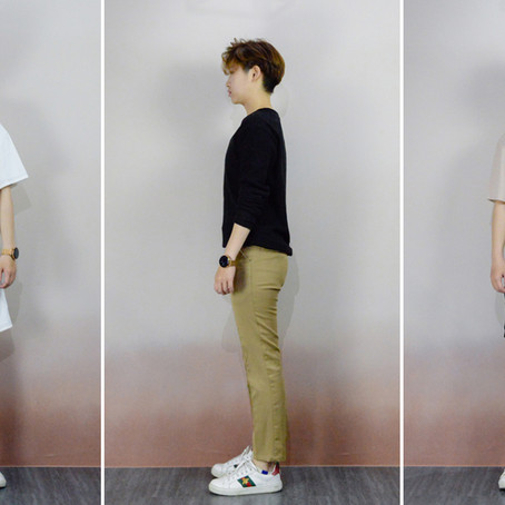 4種短腿必學的好比例穿搭術!男女通用的基礎穿搭技巧(上)