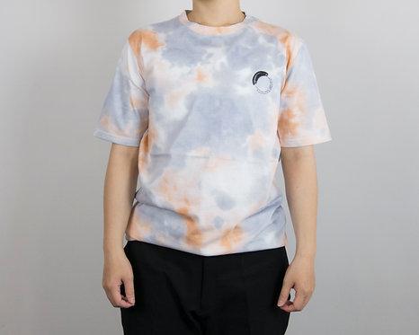 2色|棉質紮染彩虹T