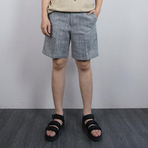 2色|混編休閒西裝短褲