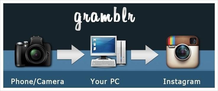 3C|Instagram 電腦上傳方法 IG PC版|Gramblr