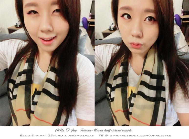 ACC ✵ 今年秋季AiNa教你韓星最愛的4種基本圍巾/絲巾穿搭圍法|I.Dear 精品圍巾