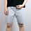 Thumbnail: 2色|海洋抽繩條紋休閒褲