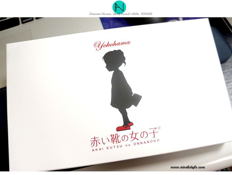 Cookie ★ 赤い靴の女の子 日本小餅乾 分享